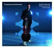 Andre Lislevand - Forqueray unchained, CD