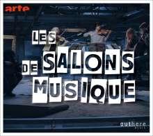 Les Salons de musique, CD
