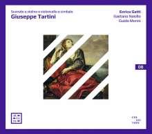 Giuseppe Tartini (1692-1770): Sonaten für Violine & Bc op.2 Nr.1,4,5,11, 2 CDs