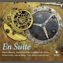 Romina Lischka & Sofie Vanden Eynde - En Suite, CD