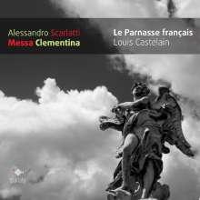 Alessandro Scarlatti (1660-1725): Messa Clementina, CD