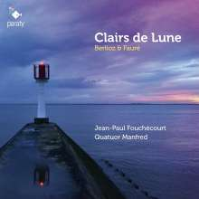 Gabriel Faure (1845-1924): Streichquartett op.121, CD