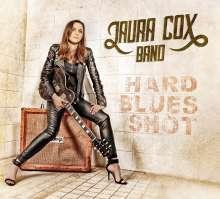 Laura Cox: Hard Blues Shot, CD