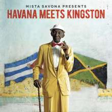 Havana Meets Kingston, 2 LPs