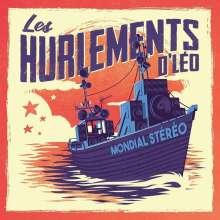 Les Hurlements D'Léo: Mondial Stéréo, 2 LPs