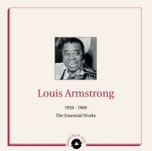 Louis Armstrong (1901-1971): The Essential Works 1926-1968 (Limited Numbered Edition), 2 LPs