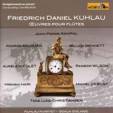 Friedrich Kuhlau (1786-1832): Werke für Flöten, CD