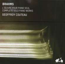 Johannes Brahms (1833-1897): Sämtliche Klavierwerke, 6 CDs
