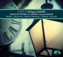 Gabriel Faure (1845-1924): Ballade für Klavier & Orchester, CD