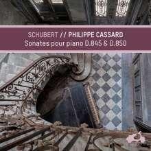 Franz Schubert (1797-1828): Klaviersonaten D.845 & 850, CD