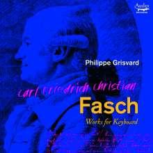 Carl Friedrich Christian Fasch (1736-1800): Klavierwerke, CD