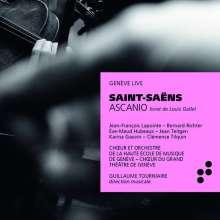 Camille Saint-Saens (1835-1921): Ascanio, 3 CDs