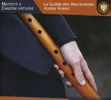 Mottetti e Canzoni Virtuose, CD