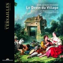 Jean-Jacques Rousseau (1712-1778): Le Devin du Village, 1 CD und 1 DVD