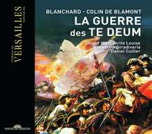 La Guerre des Te Deum, CD