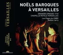 Noel Baroques a Versailles, CD