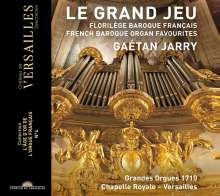 Gaetan Jarry - Le Grand Jeu, CD