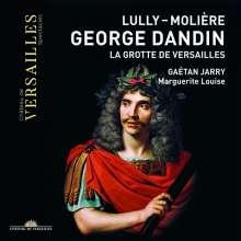 Jean-Baptiste Lully (1632-1687): George Dandin (Musik zu einer Komödie von Moliere), CD