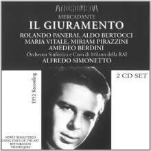 Saverio Mercadante (1795-1870): Il Giuramento, 2 CDs