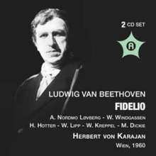 Ludwig van Beethoven (1770-1827): Fidelio, 2 CDs