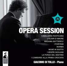 Giacomo di Tollo - Opera Session, CD