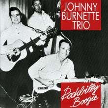 Johnny Burnette: Rockbilly Boogie, CD
