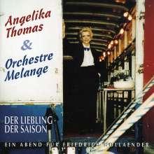 Angelika Thomas: Der Liebling der Saison, CD