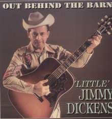 """""""Little"""" Jimmy Dickens: Out Behind The Barn, 4 CDs"""