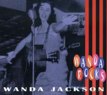 Wanda Jackson: Wanda Rocks (Digipack), CD