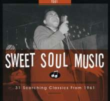Sweet Soul Music 1961, CD
