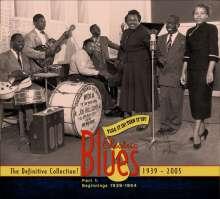 Plug It In! Turn It Up! Das Standardwerk! Electric Blues 1939 - 2005, Teil 1: 1939 - 1954 (Booklet in englisch), 3 CDs