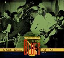 Plug It In! Turn It Up! Das Standardwerk! Electric Blues 1939-2005, Teil 2: 1954 - 1967 (Booklet in englisch), 3 CDs