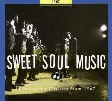 Sweet Soul Music 1967, CD