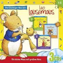 Leo Lausemaus Box 1, 3 CDs