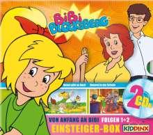 Elfie Donnelly: Bibi Blocksberg Einsteigerbox: Folge 1 + 2, 2 CDs