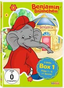 Benjamin Blümchen Box 1, 3 DVDs