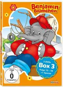 Benjamin Blümchen Box 3, 3 DVDs