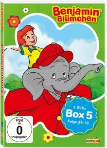 Benjamin Blümchen Box 5, 3 DVDs