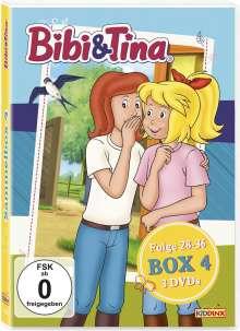 Bibi & Tina Box 4 (Folge 28-36), 3 DVDs