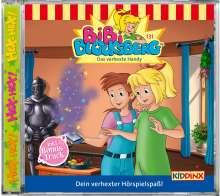 Bibi Blocksberg 131: Das verhexte Handy, CD