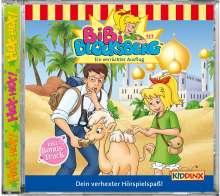 Bibi Blocksberg 137: Ein verrückter Ausflug, CD