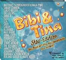 Filmmusik: Bibi & Tina Star-Edition: Die Best-Of-Hits der Soundtracks neu vertont!, CD