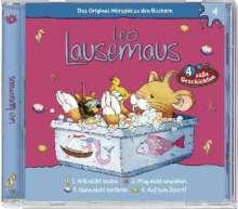 Leo Lausemaus 04 ... mag nicht baden, CD