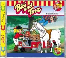 Ulf Tiehm: Bibi und Tina 07. Tina in Gefahr, CD