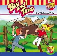 Ulf Tiehm: Bibi und Tina 14. Die Wildpferde 2, CD