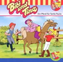 Ulf Tiehm: Bibi und Tina 23. Ein Pferd für Tante Paula. CD, CD