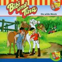 Bibi und Tina 28. Die wilde Meute. CD, CD