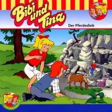 Ulf Tiehm: Bibi und Tina 45. Der Pferdedieb. CD, CD