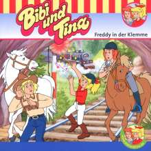 Bibi und Tina 52. Freddy in der Klemme. CD, CD