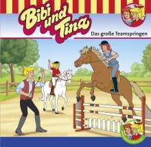 Ulf Tiehm: Bibi und Tina 57. Das große Teamspringen, CD